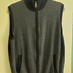Cremieux Collection sweater vest.